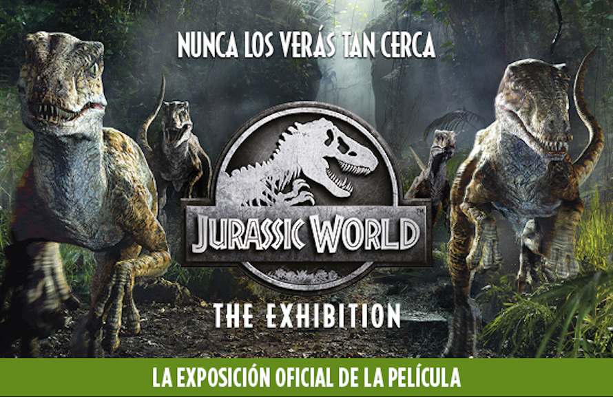 Jurassic World The Exhibition