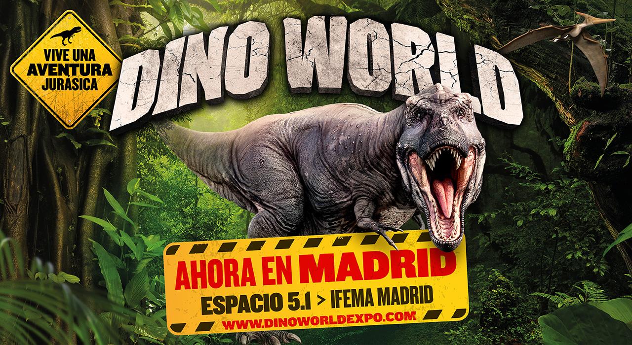 Dino World Madrid
